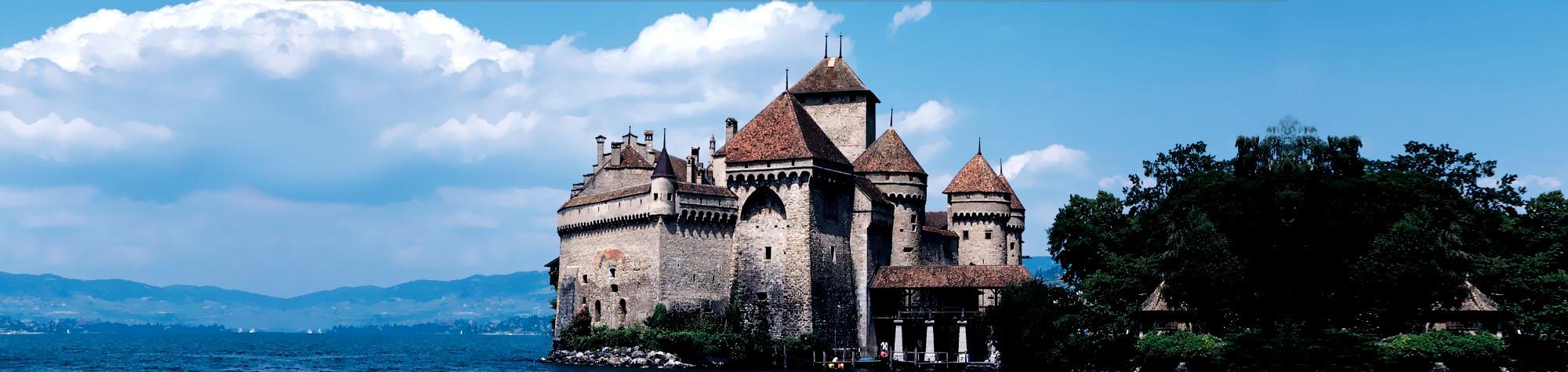 优雅古堡 魅力瑞士图片